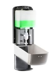 Benutzerfreundliche Tanknachfüllung, sehr sparsamer Verbrauch von Desinfektionsmittel