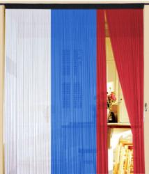 Dieser Fadenvorhang von der Marke Kaikoon der Grösse 090 cm x 240 cm in Russland ist super geeignet für Ihr Zuhause