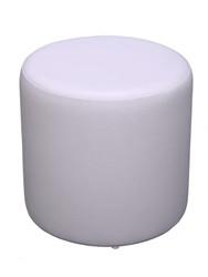 Sitzhocker lila-hell Ø 34 cm x 34 cm