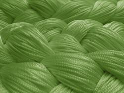 Gardine 090 cm x 240 cm (BxH) grün