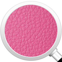 Cubes Hocker Sitzhocker Sitzwuerfel Kunstleder pink