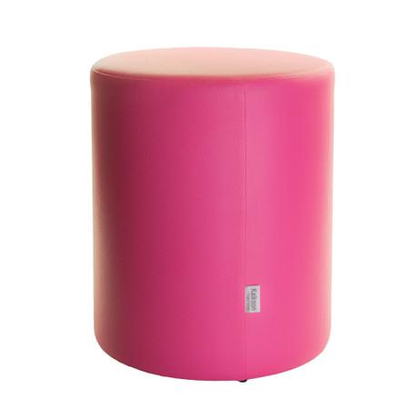 Sitzhocker pink Ø34cm x60cm