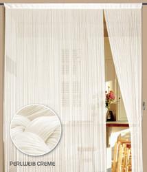 Diese Gardine von der Marke Kaikoon der Grösse 150 cm x 300 cm in perlweiß creme ist super geeignet als Raumteiler