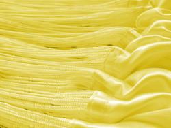 Gardine 150 cm x 300 cm (BxH) gelb