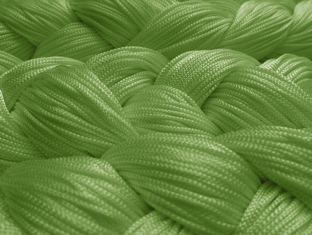 Fadenvorhang 150 cm x 300 cm (BxH) grün