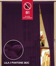 Dieser Fadenvorhang von der Marke Kaikoon der Grösse 150 cm x 500 cm in lila ist super geeignet für Ihr Zuhause