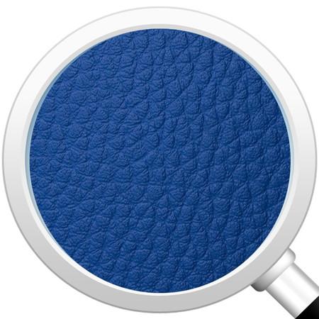 Sitzhocker Blau Ø39 x 45cm