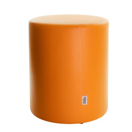 Sitzhocker Orange Ø39 x 45cm