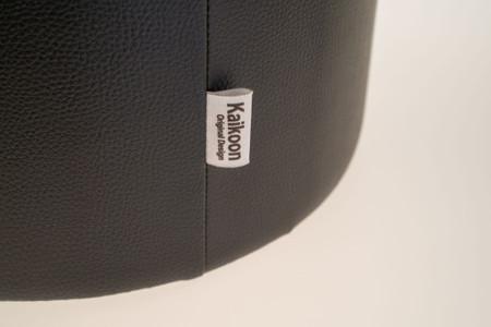 Sitzhocker Schwarz Ø39 x 45cm