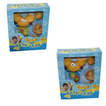 Badewannenspielzeug Wasserrad Krabbe Set Kinder Baby Kleinkind Wasserspiel Badespielzeug – Bild 1