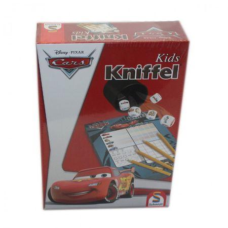 Schmidt 40522 Disney Cars und 40521 Princess Kniffel Kids Würfel Spiel würfeln 2-6 Spieler ab 5 Jahre – Bild 2