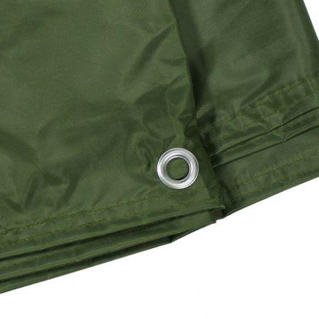 PROFILINE 454204 - Wetterfeste Schutzhülle Gartenmöbel Abdeckung 230cm oval   – Bild 2