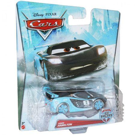 Mattel CDR25 Cars Ice Racer Spielzeugauto Fahrzeug Auto Lightning McQueen Miguel – Bild 5