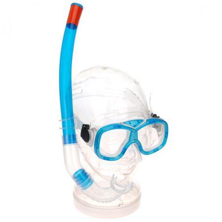 Tauchset für Kinder 2 sort. Schnorchelset Taucherbrille Schnorchel Schwimmhalle – Bild 3
