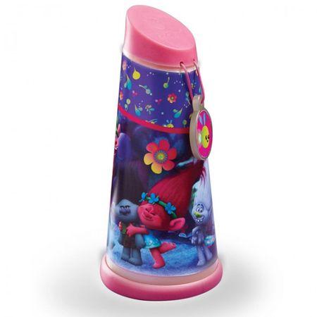 TROLLS Taschenlampe Nachtlicht Leuchte Kinderzimmer Nachtleuchte Kinder Licht