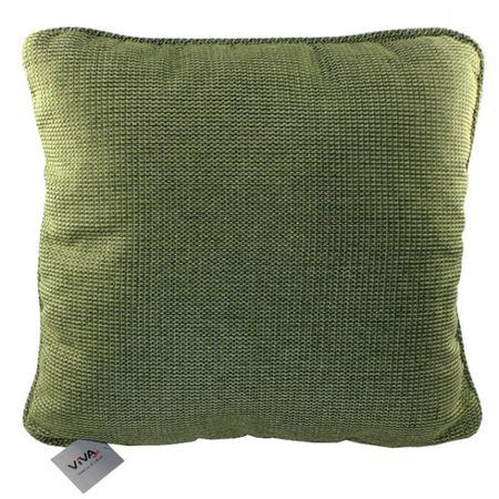 Dekokissen 45x45 cm 8-fach sortiert Polyester mit Reißverschluss Deko Kopfkissen – Bild 7