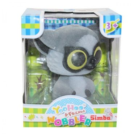 SIMBA 105952275 YooHoo & Friends Wobbler 5-fach sortiert Kinder Wackeldackel – Bild 5