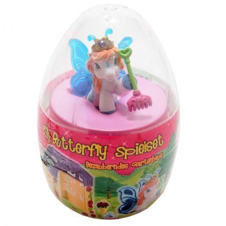 Filly Butterfly Sammel Pferde Pferdchen Osterei Spielset Spielzeug Mädchen Figuren – Bild 3