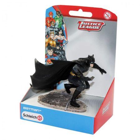 SCHLEICH BATMAN 22502 22503 Justice League Hockend stehend Figur Sammeln schwarz – Bild 3