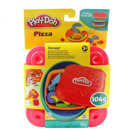 HASBRO Play Doh Knetgerichte Pizza Breakfast Sandwich Fruits Knete Kinder Formen – Bild 5