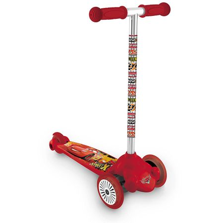 Disney Cars Frozen Eiskönigin Kinderroller Twist Roll Scooter Kugellager Kinder – Bild 1