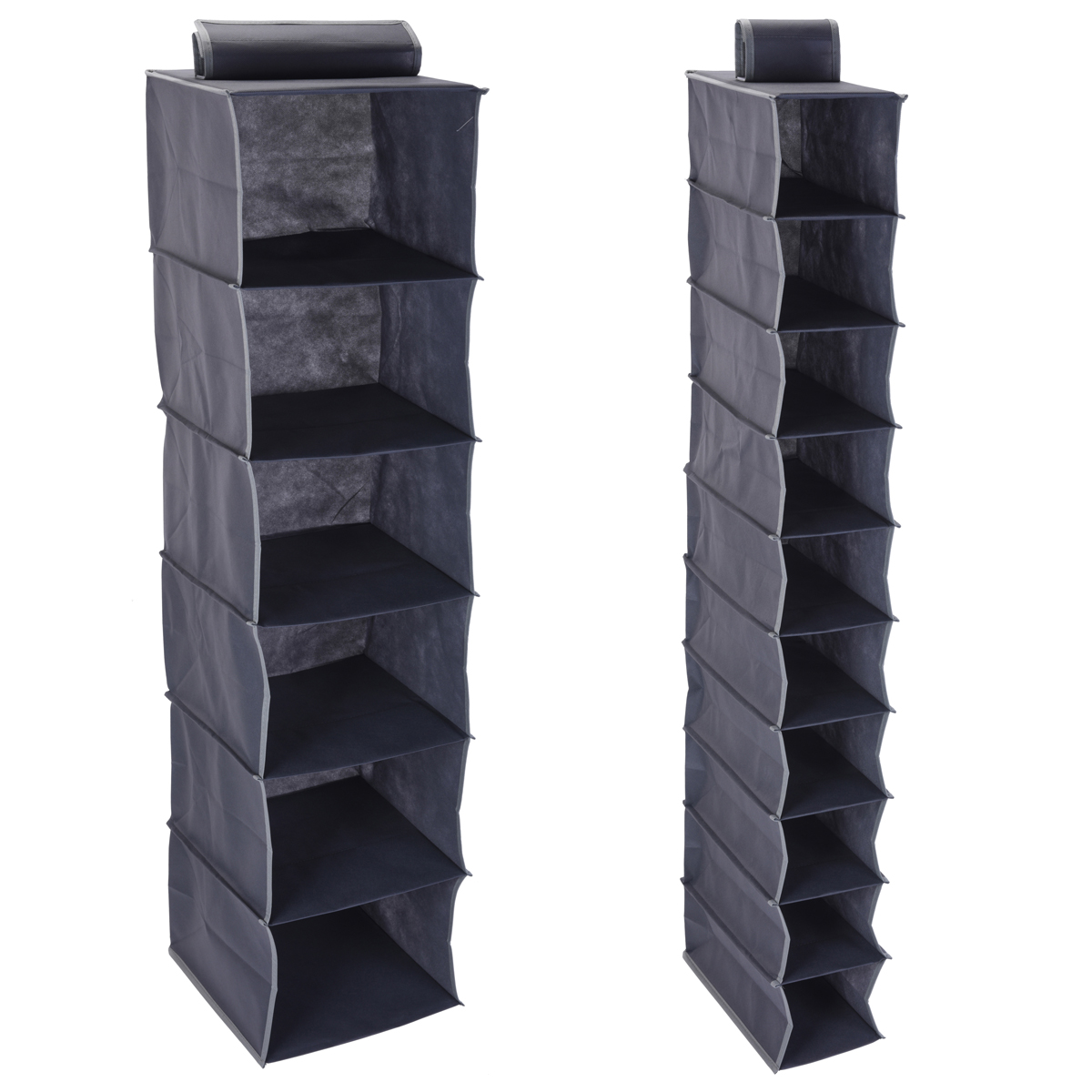 h ngeregal regal 6 10 f cher kleiderschrank stange schuhe kleidung aufbewahrung m bel wohnen. Black Bedroom Furniture Sets. Home Design Ideas