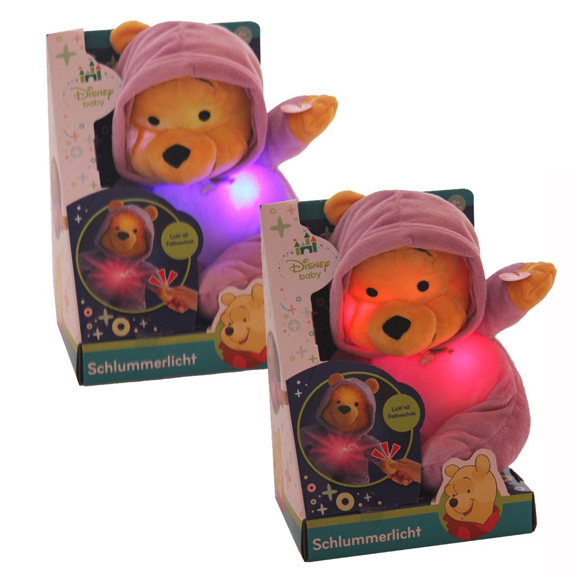 Simba 6315870962 Disney Baby Winnie the Pooh Schlummerlicht 30 cm ...