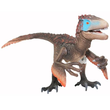3er Set Schleich Drache Dragon Night Hunter Utahraptor Therizinosaurus Dino – Bild 3