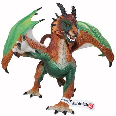 3er Set Schleich Wilderer Dragon Tyrannosaurus Allosaurus Rex Dinosaurier Drache – Bild 2