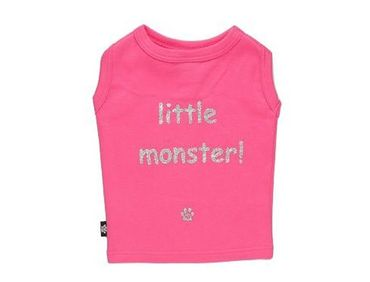 Hunde T-Shirt K9 Little Monster, XS