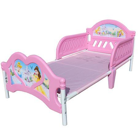 Disney 3D Kinderbett Princess Bett Möbel Kinderzimmer ca. 145 x 76 cm Schlafen