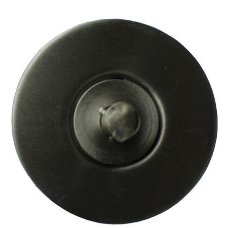 Gartenfackel aus Edelstahl inkl. 5 Dochten D:10xH23,8cm Illumination Ölfackel – Bild 3