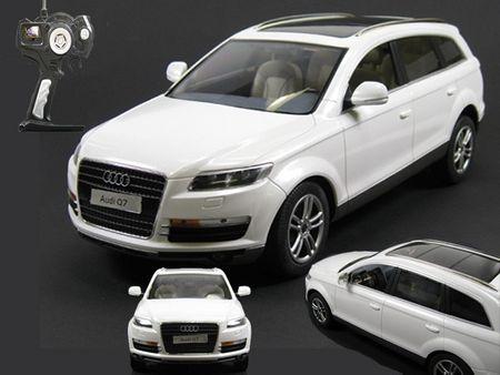 Audi Q7 ferngesteuert RC Modellauto 1:14 WEISS