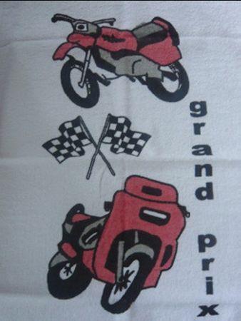 Handtuch  für Kinder Grand Prix 50 x 100 cm