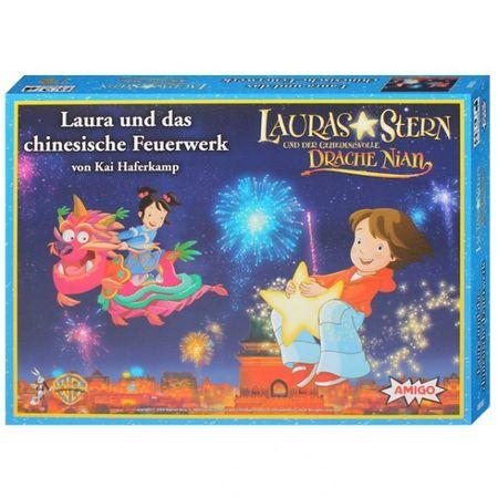 Amigo 09360 - Laura und das chinesische Feuerwerk Lauras Stern Spiel – Bild 1