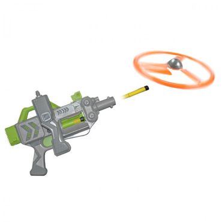 ZibStrikerz ZZ006 Pistole Set inklusive 36 Dartzz Pistole und Munition Tontaubenschießen für 1 bis 2 Spieler  – Bild 4