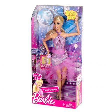 Mattel W2306 - Barbie I can be Dancing Star - Ich wäre gern .. Tanz-Star, Puppe  – Bild 2
