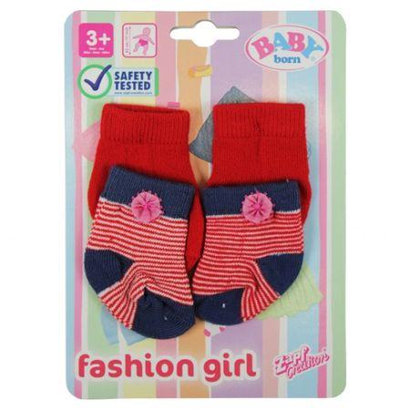 Zapf 801611 - BABY born Puppen-Socken - Kleidung Zubehör für BABY born Puppe 6 Farben wählbar  – Bild 4