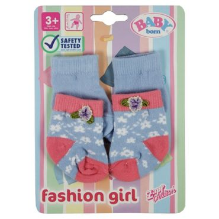 Zapf 801611 - BABY born Puppen-Socken - Kleidung Zubehör für BABY born Puppe 6 Farben wählbar  – Bild 7