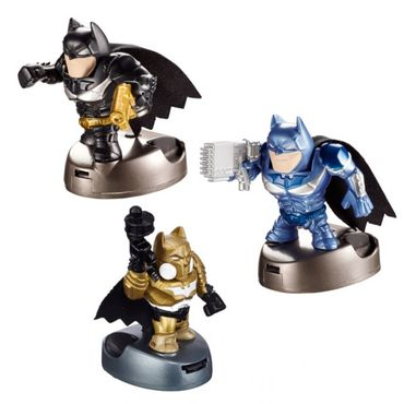 Mattel Apptivity Booster - mit Electro Blaster Figur -  Batman The Dark Knight Rises Digitales Spiel für iPad – Bild 1