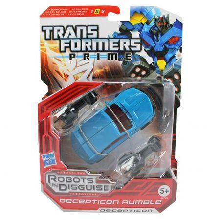 Hasbro 37975 Transformers Prime Robots Roboter Spielfigur Action Spielzeug – Bild 2