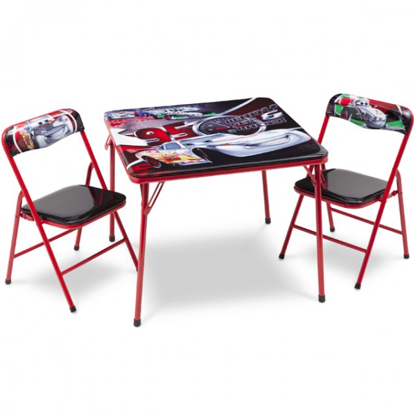 disney cars kindersitzgruppe sitzgruppe klapptisch. Black Bedroom Furniture Sets. Home Design Ideas