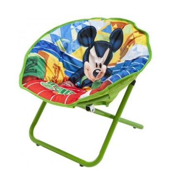 Disney Kinderstuhl Kinderhocker Hocker klappbar Cars Princess Minnie Mickey Camping  – Bild 2