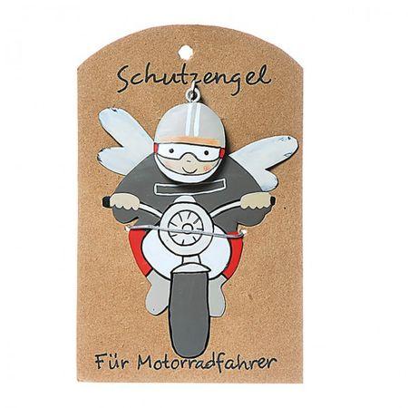 Schutzengel Aufhänger Auto Radfahrer Motorrad Jäger Profis Opa Oma Kollegen  – Bild 9