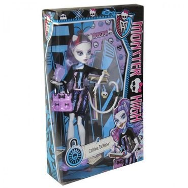 Mattel Monster High Puppe X4419 X4625 Grant Billy Wolf DeMew Long Noir Figur  – Bild 4
