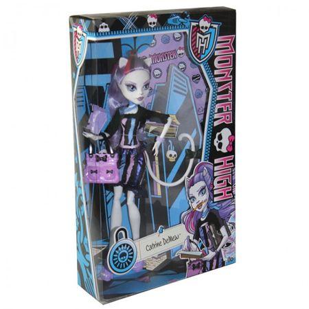Mattel Monster High Puppe X4419 X4625 Grant Billy Wolf DeMew Long Noir Figur  – Bild 4