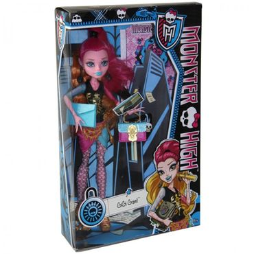 Mattel Monster High Puppe X4419 X4625 Grant Billy Wolf DeMew Long Noir Figur  – Bild 5