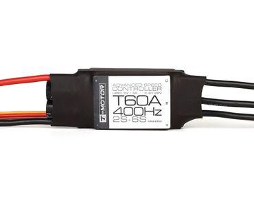 T-Motor T60A 400Hz Regler für bürstenloser Motor – Bild 1