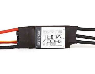 T-Motor T80A 400Hz Regler für bürstenloser Motor – Bild 1