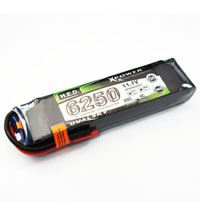 DUALSKY H.E.D. LiPo- 5S 6250mA - XP62504HED - Xpower battery